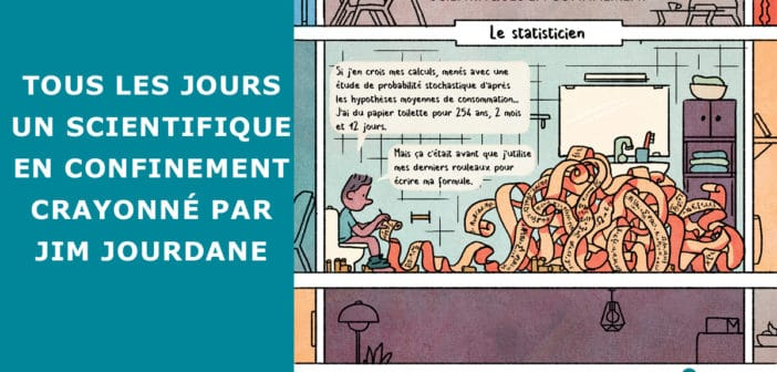 [SCIENTIFIQUES EN CONFINEMENT]